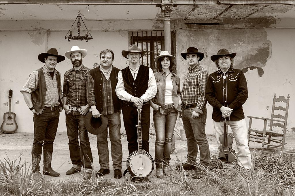 CLAN MAKEIHAN. Grupo de musica Country y Bluegrass en España